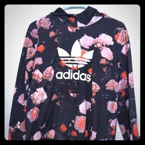 Dead stock Adidas Rita Ora Roses Hoodie